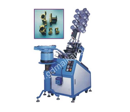 非标自动化设备自动插针机(冷插机)